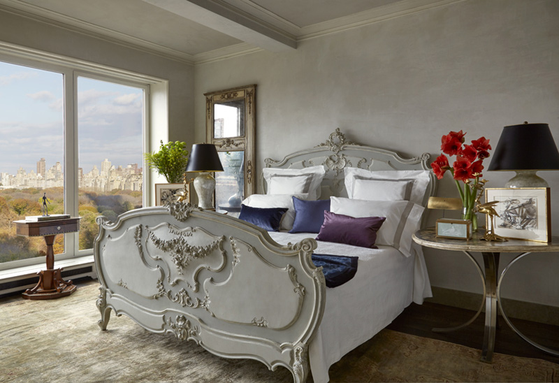 central park penthouse